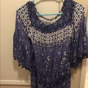 Other - Cute brand new Anthropologie romper!
